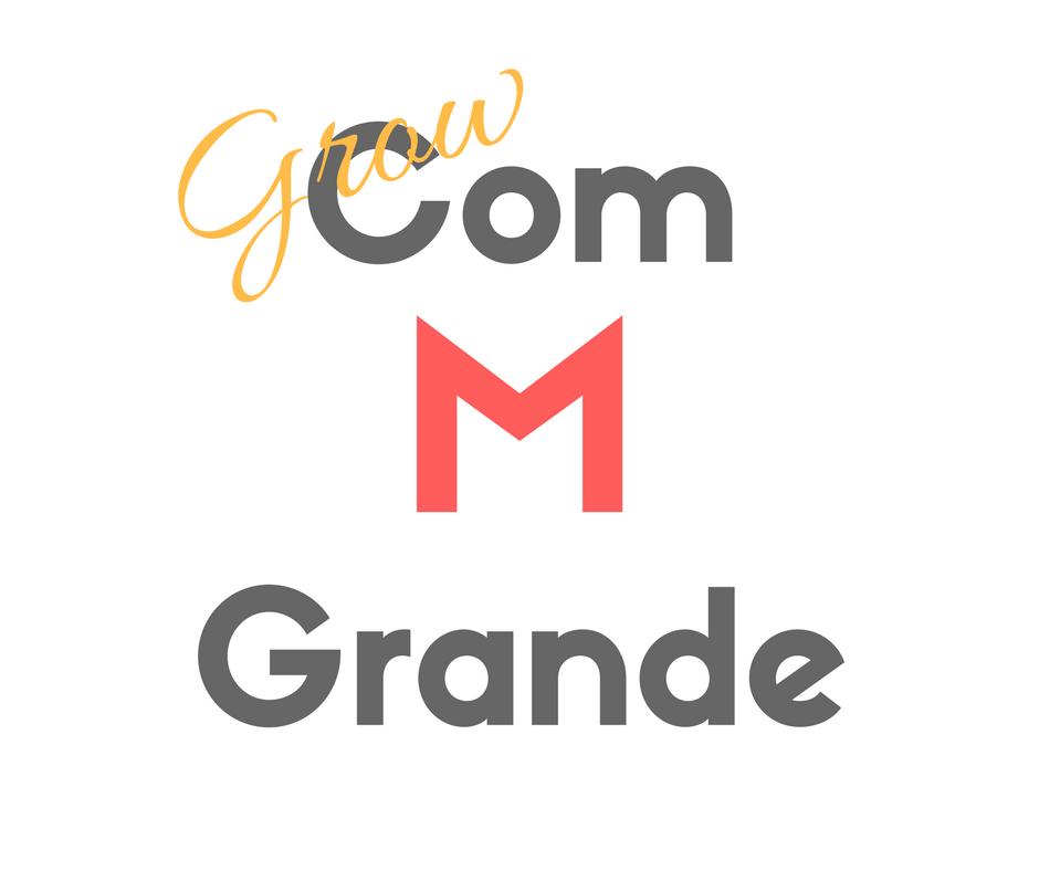 Grow  Com M grande
